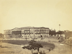 Town Hall, Fort, Bombay.
